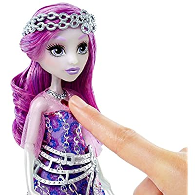 'Welcome to Monster High Singing Pop Star ARI Haunting Ton Doll, English: Juguetes y juegos