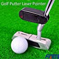 FAMI Golf Putter Laser Sight Training Aid Practice Aim Line Corrector Pointer Trainer Guide