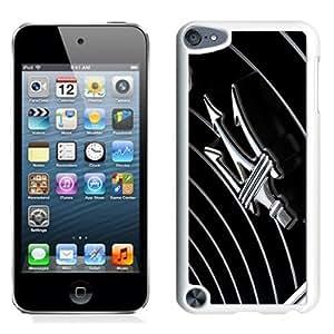 Maserati Trident (2) Durable High Quality iPod 5 Phone Case