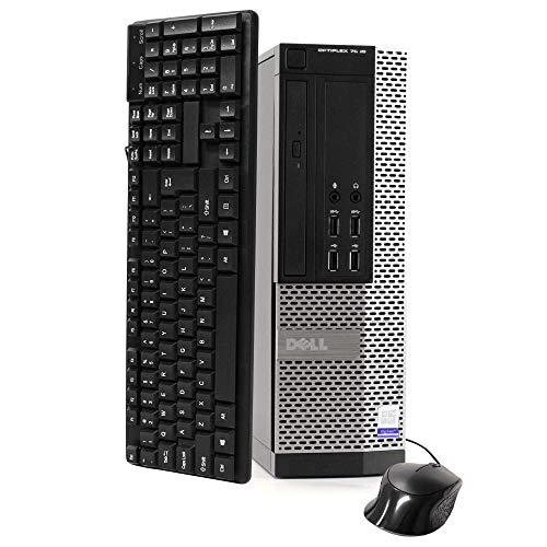 Dell Optiplex 7020 Desktop Computer, Intel Quad-Core i5-4570-3.2GHz, 8GB RAM, 512GB SSD HDD, DVD, USB 3.0, WiFi, HDMI…