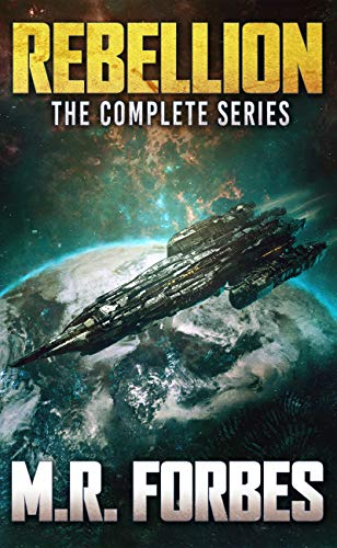 Rebellion. The Complete Series. by [Forbes, M.R.]