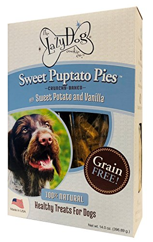 The Lazy Dog Grain Free Sweet Puptato Pies 12 Oz. For Sale