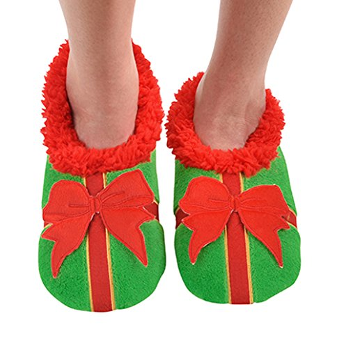 Womens Christmas Collection Holiday Snoozies product image