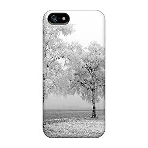 Slim Fit Tpu Protector Shock Absorbent Bumper Cold Case For Iphone 5/5s