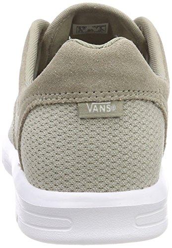 Vans Unisex-Erwachsene ISO 1.5 Sneaker Beige (Mesh/suede)