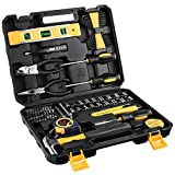ETEPON 78 Piece Household Tool Kit Set for Home Auto Repair with Tool
