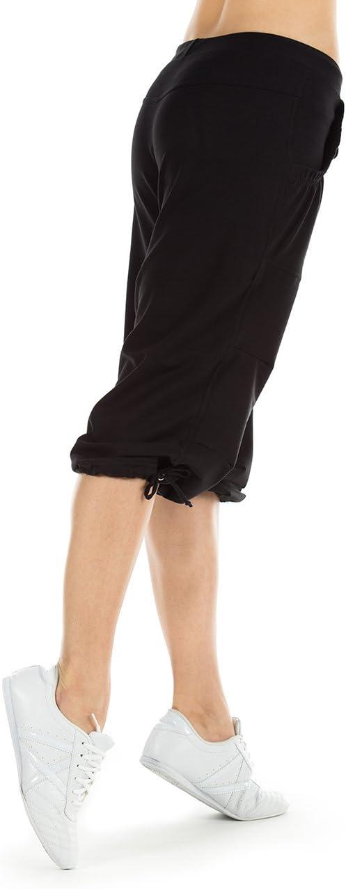 "Winshape Damen /""Feel good/"" /¾ Trainingshose WBE6 Dance Fitness Freizeit Sport"