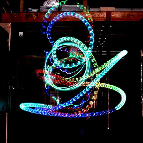 Yomega Spectrum – Light up Fireball Transaxle YoYo with LED Lights for Intermediate, Advanced and Pro Level String Trick Play + Extra 2 Strings & 3 Month Warranty (Blue) by Yomega (Image #5)