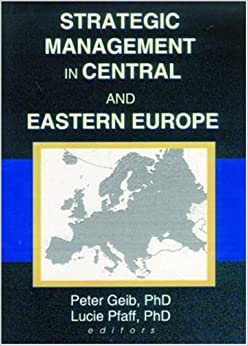 Book Strategic Management in Central and Eastern Europe
