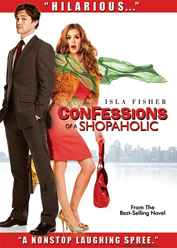 Confessions Of A Shopaholic -  DVD, Rated PG, P. J. Hogan