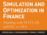 Simulation and Optimization Chapter 15 Models and Practice [Download]