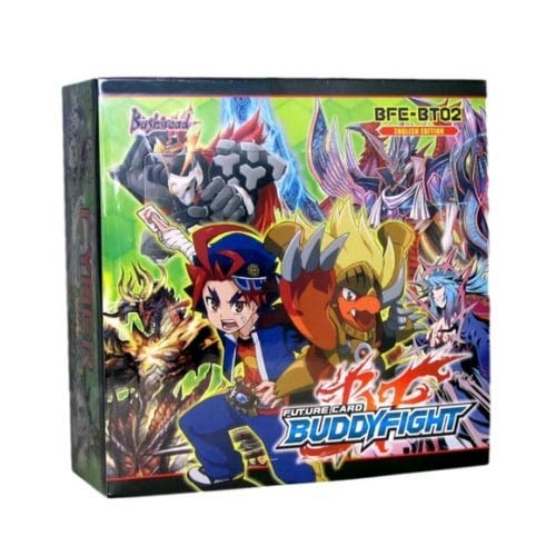 Future Card Buddyfight Buddy Fight TCG Card Game English BFE ...