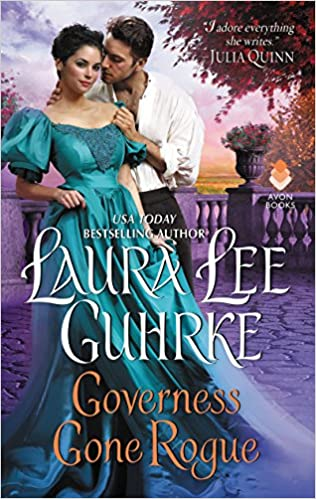 Governess Gone Rogue by Laura Lee Guhrke