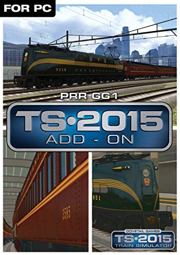PRR GG1 Loco Add-On [Online Game - Coach Frames Online