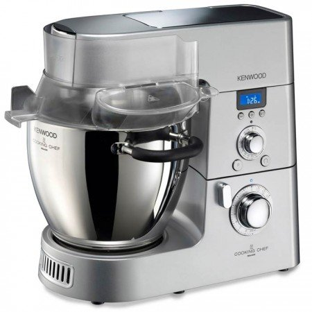 Kenwood KM068 COOKING CHEF Kitchen Machine con cottura ad induzione ...