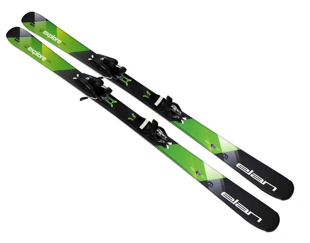 Elan Ski Explore 6 Green LS + Bindung EL 9.0 Shift - 152cm