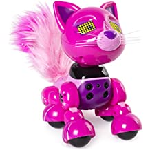 zoomer Meowzies, Runway, Interactive Kitten with Lights, Sounds and Sensors