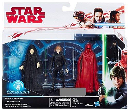 Star Wars Force Link 3.75 - Return of the Jedi Battle 3-Pk ()