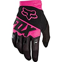 2018 Fox Racing Youth Dirtpaw Race Gloves-Black/Pink-YM