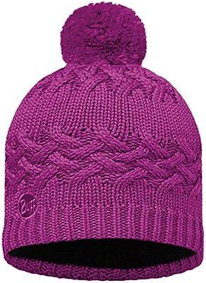 51fcbbccc9b Buff Savva Knitted and Full Polar Hat  Amazon.co.uk  Sports   Outdoors