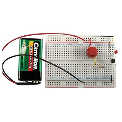 Velleman EDU01 Solderless Educative Starterkit: Industrial & Scientific