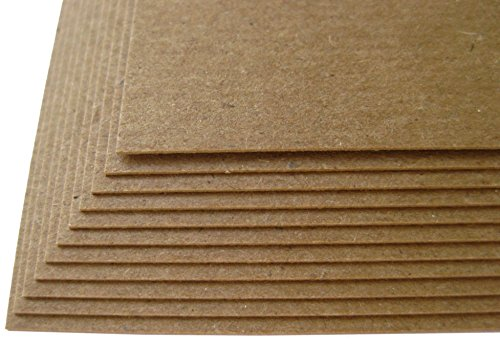 Amazon Com 40 Chipboard 20pt Point Thickness Sheets 12 X 18