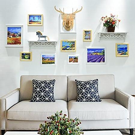 Le pareti sono eingerichteten Camera da letto idee pittura ...