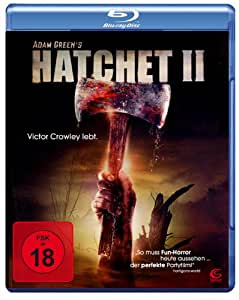 Hatchet 2 [Blu-ray] [Alemania]