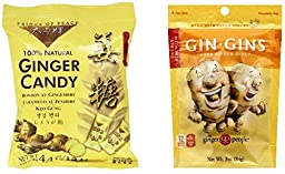 Ginger Chews for Nausea, Pregnancy, Morning and Motion Sickness