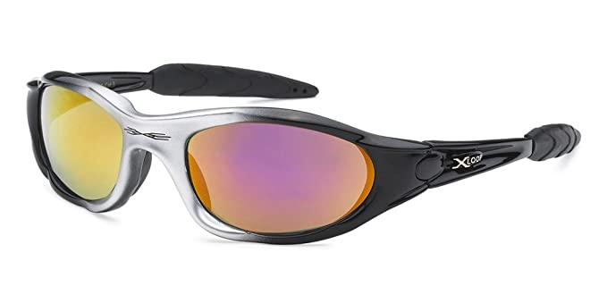 a213dfc126 Image Unavailable. Image not available for. Color  X-Loop Wrap Around Men s  Sport Cycling Baseball Running Sunglasses