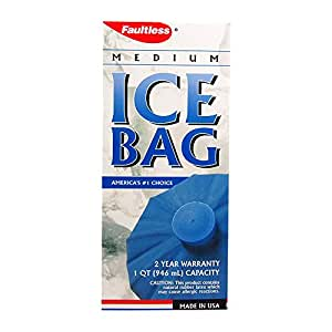 Amazon Com Rubber Ice Bag 9 Inch Health Amp Personal Care