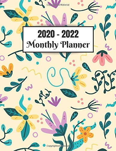 Spring 2022 Uf Calendar.Amazon Com 2020 2022 Monthly Planner Calendar From July 2020 To December 2022 30 Months With Us Holidays Inspirational Quotes 30 Month Schedule And Organizer 8 5 X 11 With Floral Cover 9798657030846 Planner Williams R Benkers Books