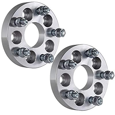 ECCPP 2X 5 Lug Wheel Spacers 1
