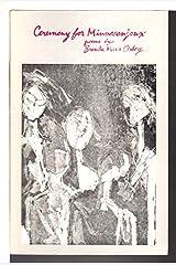 Ceremony for Minneconjoux (Callaloo Poetry) Paperback