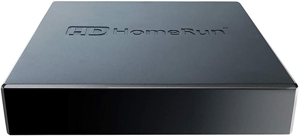 SiliconDust HDHomeRun Scribe Quatro OTA DVR Recorder with 4 TV Tuners & 1TB of Recording Storage Equivalent to 150 Hours of Live TV - (HDVR-4US-1TB)