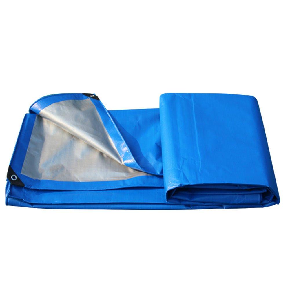QX pengbu IAIZI Plane Polyethylen Dicke Isolierung, blau, eine Vielzahl von Größen verfügbar-0,32 mm-200 g   m2 B07JYKNPYN Zeltplanen Ausgezeichnetes Handwerk