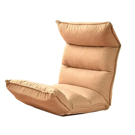 Amazon.com: Silla de suelo ajustable para sofá Lazy Tatami ...