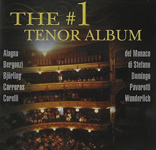 51fSuN1o ML - #1 Tenor Album (2 CD)