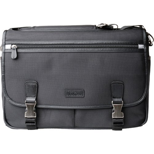 Nikon Camera Laptop Shoulder Messenger