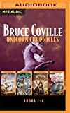 download ebook bruce coville - unicorn chronicles collection: into the land of the unicorns, song of the wanderer, dark whispers, the last hunt by bruce coville (2016-03-08) pdf epub