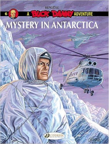Mystery In Antarctica