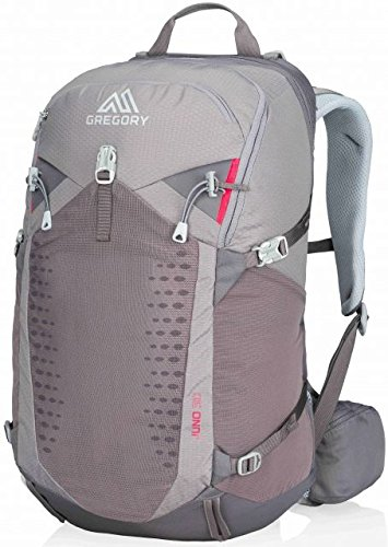 Gregory Mountain Products Juno 30 Liter Women's Day Hiking Backpack | Hiking, Walking, Travel | Free Hydration Bladder, Breathable Components, Cushioned Straps | Stay Hydrated on the Trail