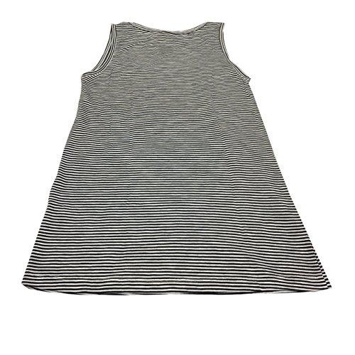 TWENTY EASY by KAOS canotta donna righe bianco/nero ZAP 100% cotone (S)
