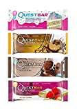 quest protein bars variety pack - Quest Bar 4 Flavor Super Variety Pack Hottest Flavors 12 Count