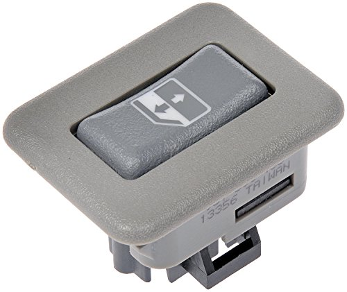 (Dorman 901-099 Rear Driver and Passenger Side Power Window Switch for Select Chevrolet/GMC Models)