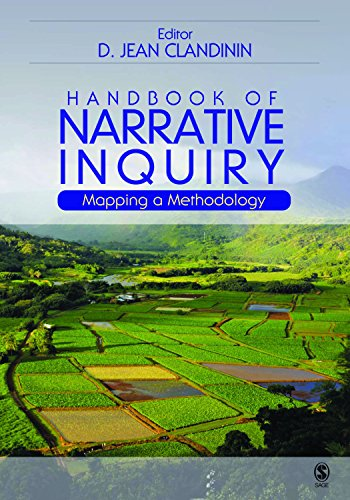 Download Handbook of Narrative Inquiry: Mapping a Methodology Pdf