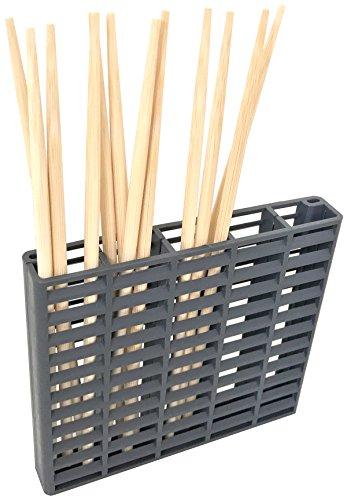 CleanSticks Chopstick Dishwasher Basket - Dishwasher Holder Caddy for Chopsticks