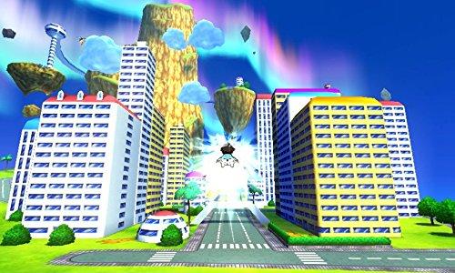 ドラゴンボールフュージョンズ (1ゲーム内で「孫悟空SSGSS」がすぐに仲間になるダウンロード番号2「ドラゴンボール ヒーローズ」筐体ですぐに使えるバトルカード「ゴハンクス:EX」(1枚) 同梱)