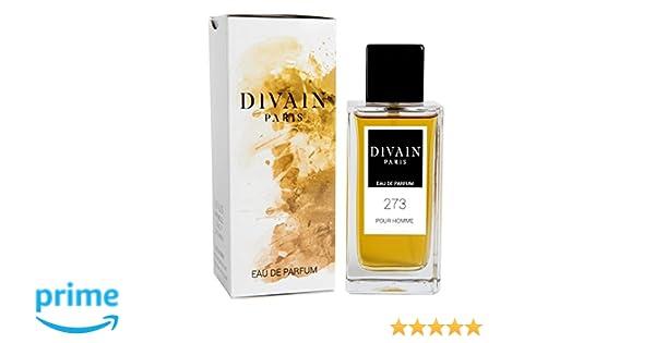 DIVAIN-273, Eau de Parfum para hombre, Vaporizador 100 ml: Amazon ...