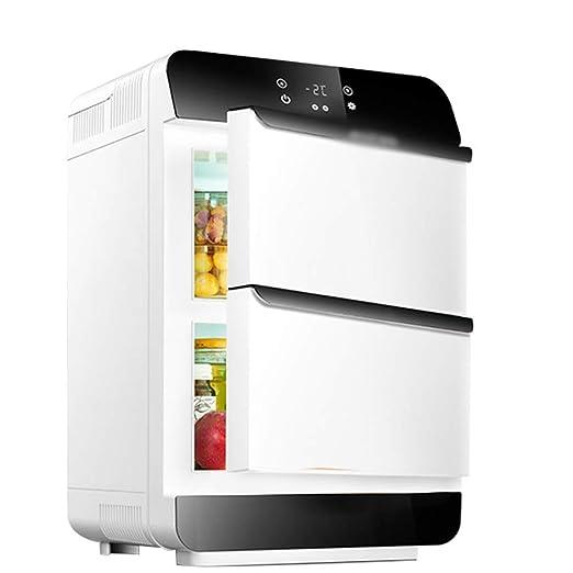 Yuany Refrigerador para automóvil 25 L Enfriador eléctrico ...